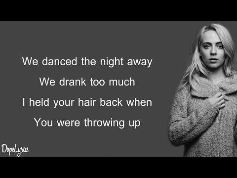 James Arthur - Say You Won't Let Go (Lyrics)(Madilyn Bailey Cover)