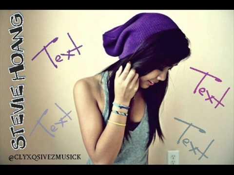 Stevie Hoang - Text