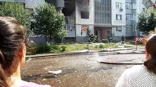 пожар в 53 комплексе Набережные Челны(, 2016-07-10T12:31:55.000Z)