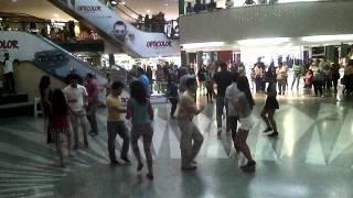 flashmob yo vengo de cuba