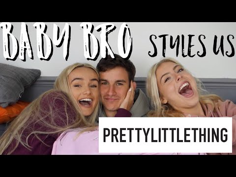 BROTHER DOES OUR PLT ORDER | SYD AND ELL