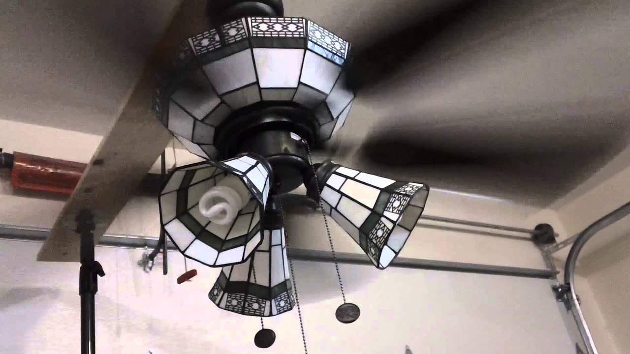 52 hampton bay sonoma ceiling fan youtube aloadofball Choice Image