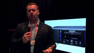 Denon Marantz Boston High Performance Listening Room CEDIA Video