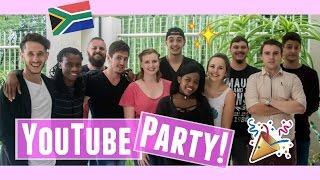 South african youtubers meetup! michael cost, daisyzanel & more!    ♡ tamara ten