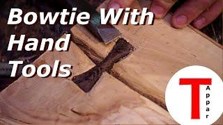 Simple Tools Bowtie: Part 1/4 Fadeaway Floatation Center Shelves