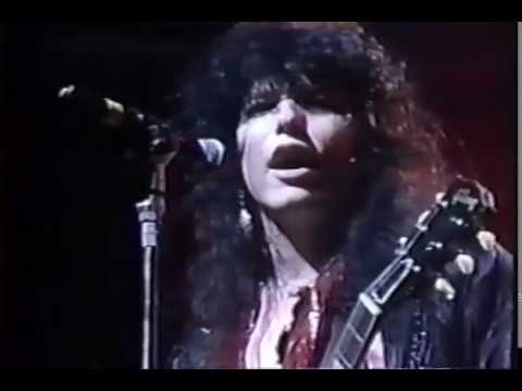Cinderella -Live in Japan 1987 Rock Me Baby (B.B. KING cover)