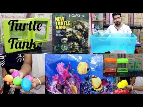 Turtle Tanks & FishTank Accessories Naaz Aquarium Kurla