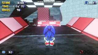 sonic souls V 2.1  speed highway 60fps max settings