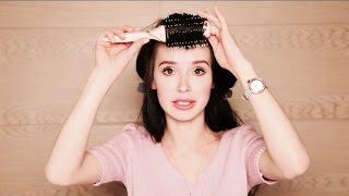 видео Пенка для укладки волос