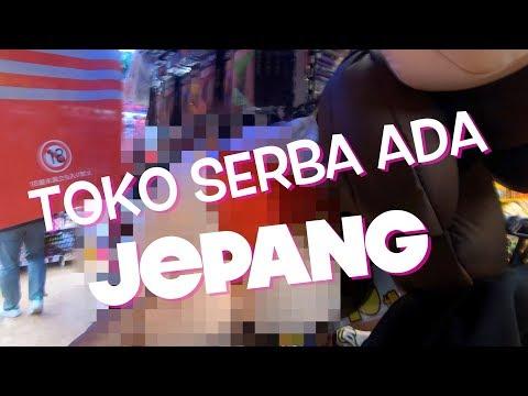DON QUIJOTE : BELI OLEH-OLEH MURAH JEPANG DI MARKAS AKB48!