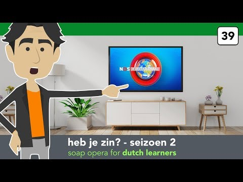 TIP: watch these DUTCH TV programs if you're learning Dutch!