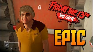 EPIC HUIDA!! FRIDAY 13th: THE GAME