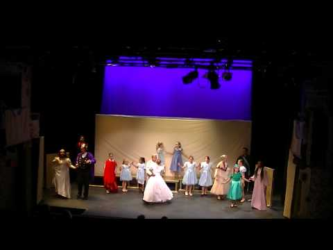 Cinderella G2K Hedgerow Theatre Part 2