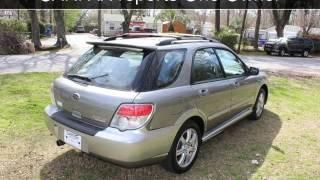 2006 subaru impreza outback sport sp edition used cars charleston sc 2017 03 02