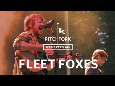 "Fleet Foxes - ""Grown Ocean"" - Pitchfork Music Festival 2011"