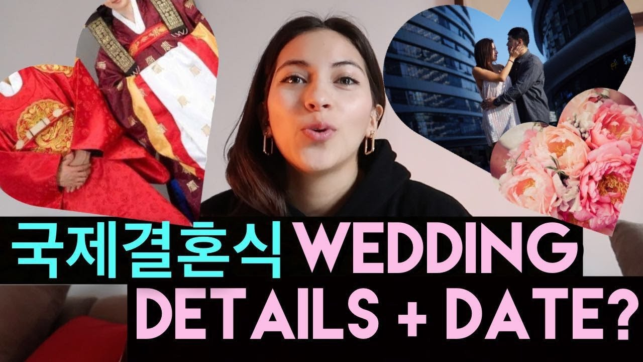 Our Korean-Colombian Wedding Details (Spanish Subtitles)