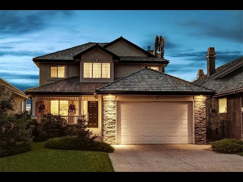 Elegant Home with Mountain Views in Calgary Canada YouTube