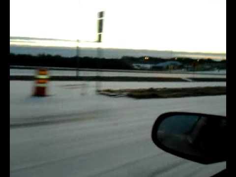 Snow in San Antonio