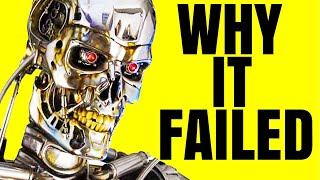 The Death of a Doomed Franchise - Terminator: Dark Fate
