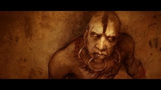 Diablo III - Darkness Falls. Heroes Rise: The Witch Doctor
