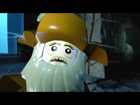 Lego The Hobbit - Rhudaur - Part 17
