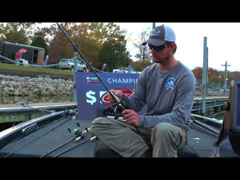 Bradford Beavers Explains His Winning Strategy on Kentucky Lake