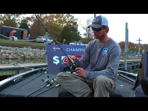 Bradford Beavers Explains His Winning Strategy on Kentucky Lake