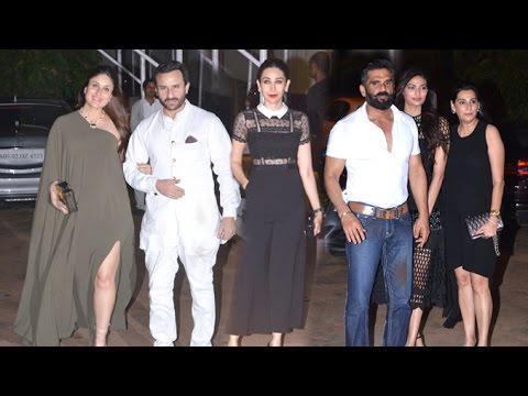 Reema Jain Late Night Party Full Video HD -Pregnant Kareena Kapoor,Saif Ali Khan