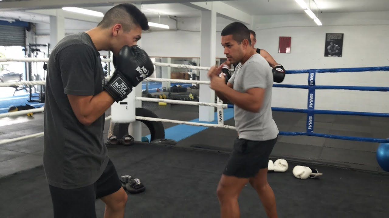 The 2 Best Boxing Defense Partner Drills