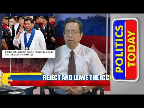 Reject and Leave the ICC - (Feb 9, 2018 1/2)