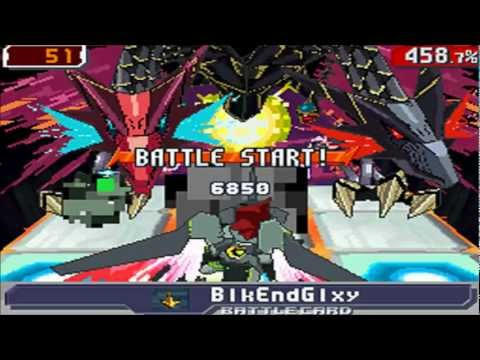 Megaman Starforce 3 - Crimson Dragon Sigma (XTREME Mode) HD
