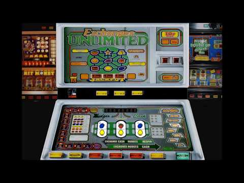 Fruit Machine Exchanges Unlimited Gameplay - Barcrest Exchanges Unlimited Gameplay