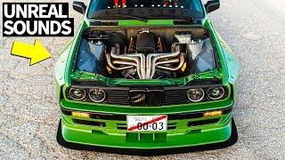 Wildest BMW E30 Ever? Insane Sounding RendertoReality, V8 Swapped E30 BMW