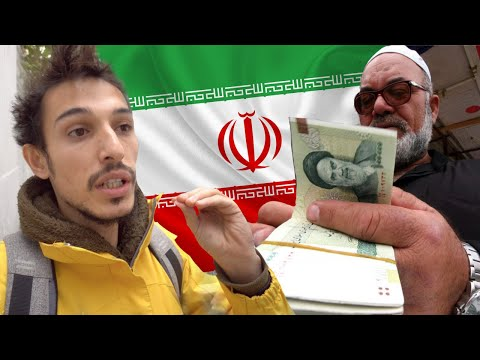 I came to Iran! 1 USD = 128,000 Rial Let's see how's life here