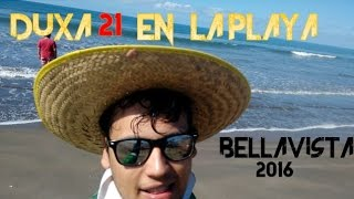SEMANA SANTA 2016 EN LA PLAYA BELLAVISTA  ☺ |DUXA21VLOG|