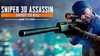 Sniper 3D Assassin Gameplay #13 (iOS & Android)