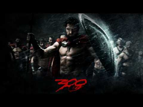 300 OST  The Hot Gates HD Stereo