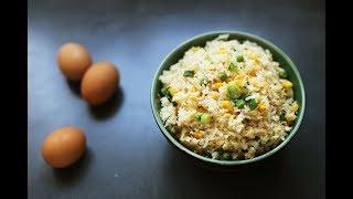 VLOG: Самый вкусный рис. Рис с яйцом в мультиварке.