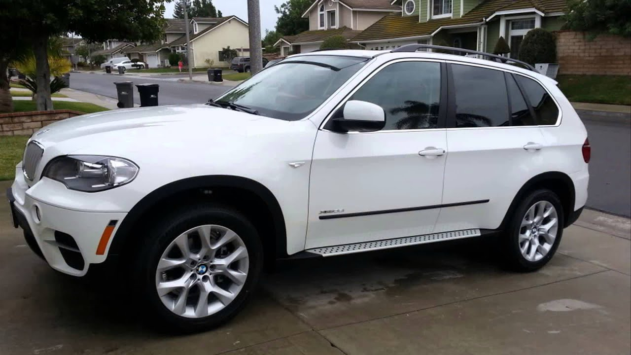 2015 Bmw X6 X35i Youtube
