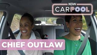 KGW Carpool: Portland Police Chief Danielle Outlaw