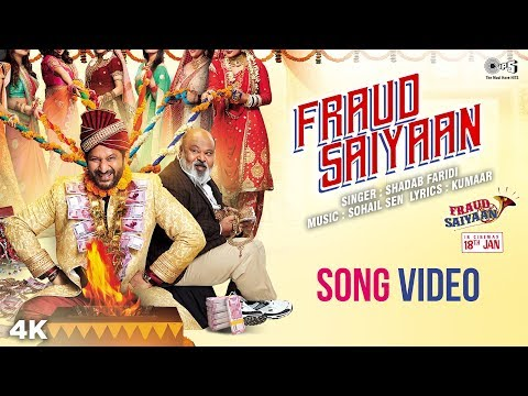 Fraud Saiyaan Title Track Song Video | Arshad Warsi, Saurabh, Elli AvrRam | Shadab Faridi