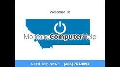 Bozeman, Montana Computer Repair and Virus Removal