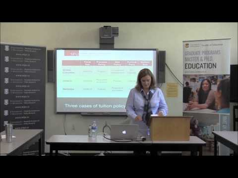 Tuition Policy & Politics in Canada: Lessons From 3 Episodes of Major Policy Change