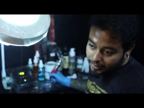 NEEDLES OF FAITH (a tattoo documentary in kolkata)