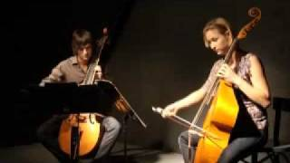 John Jenkins - Fantasia for 2 bass viols