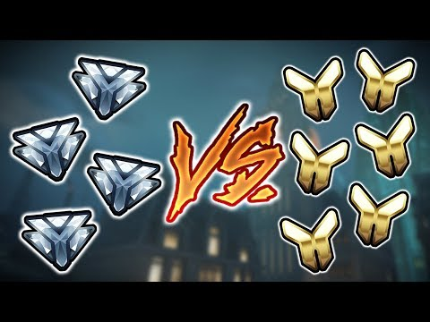 4 Diamond Players VS 6 Gold Players - Who Will Win? [I'M ON THE EDGE OF MY SEAT] - Overwatch VS