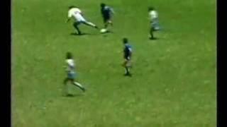 Diego Maradona Goal of the Century Argentina v England 1986