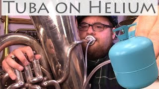 what-happens-when-you-play-a-tuba-on-helium