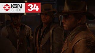 Red Dead Redemption 2 Walkthrough (Part 34) - Horse Flesh For Dinner