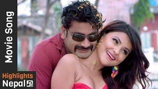 "Udit Narayan Ko "" जीना मरना तोरे संग ""-Bhojpuri Film JAY MADESH Song| S.P. Kharel,Sushma Adhikari"